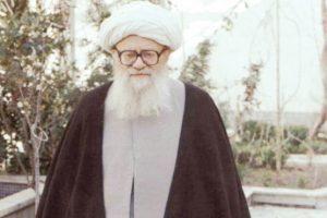 آیتالله هاشم آملی لاریجانی پدر علی لاریجانی