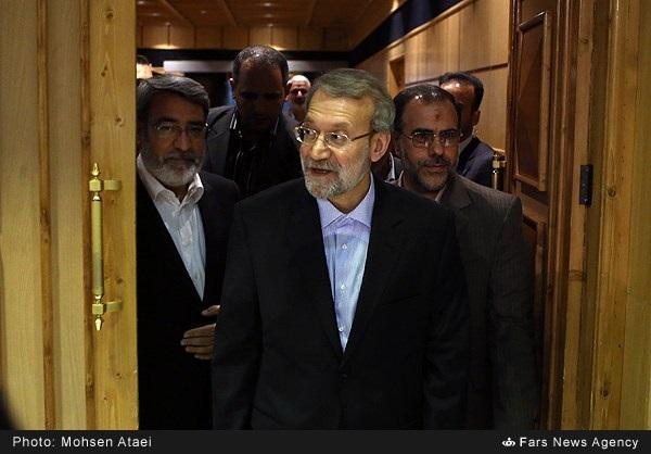 لاریجانی وزیر کشور